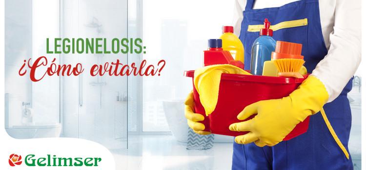 Legionelosis: ¿cómo evitarla?