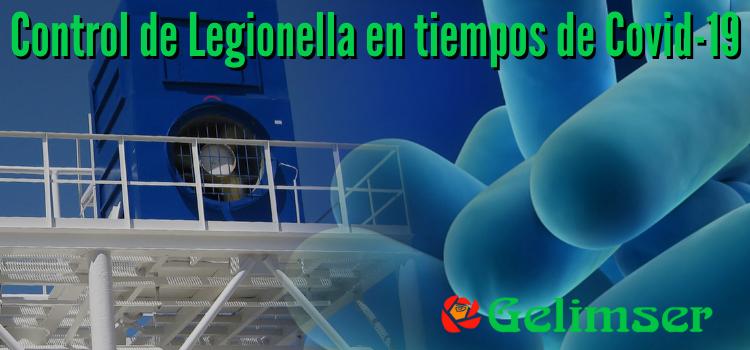 Legionella en tiempos de Covid-19