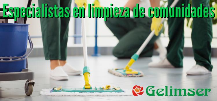 Especialistas en limpieza de comunidades en Málaga